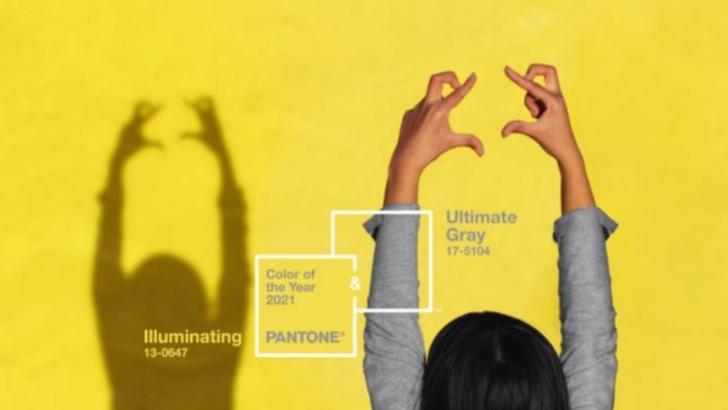 Culorile anului 2021: mesajul de speranță transmis de celebrul institut Pantone (sursă: Pantone)
