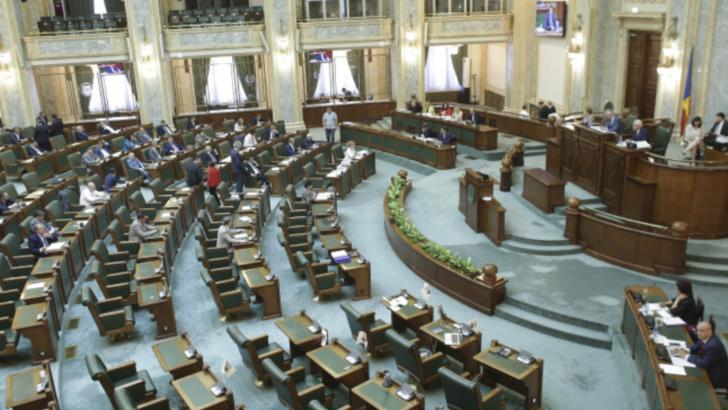 Parlament FOTO: INQUAM PHOTOS - Octav Ganea