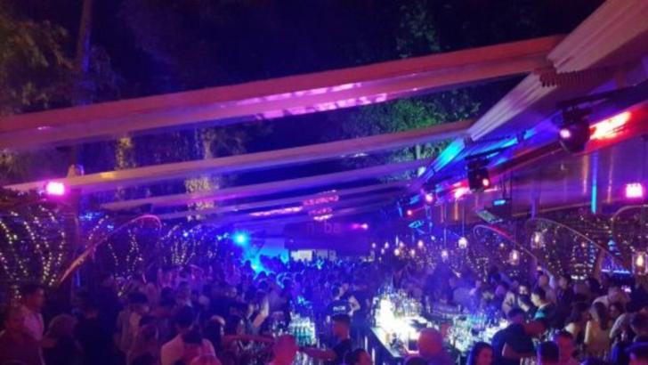Petrecere în plină pandemie de coronavirus la un club de fițe din Capitală, condus de un apropiat al lui Sebastian Ghiță