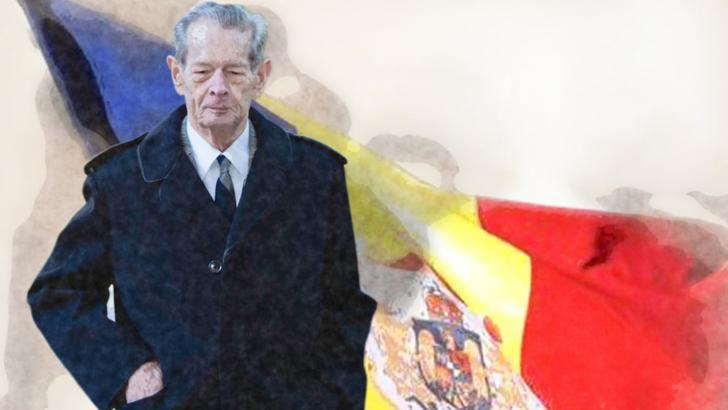 Regele Mihai I Foto: Facebook.com/Familia Regală a României