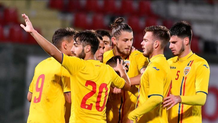 """Adversari tari pentru România la Campionatul European U21. """"Tricolorii"""" mici își pot lua revanșa. Componența grupelor"""