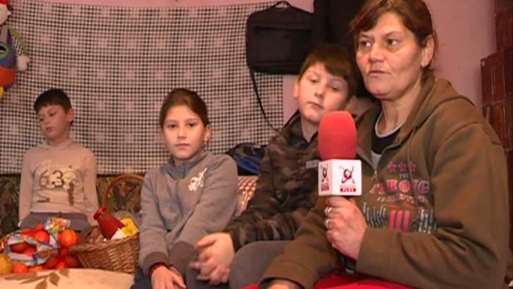 Realitatea PLUS, ajutorul lui Moș Crăciun pentru câteva familii din Ialomița