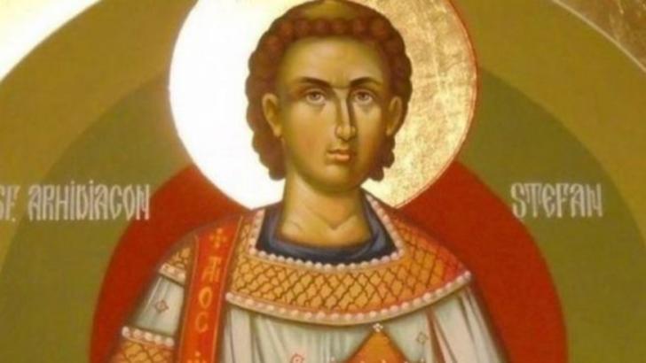 Sărbătoare mare, astăzi, pentru creștin-ortodocși: Sfântul Ștefan