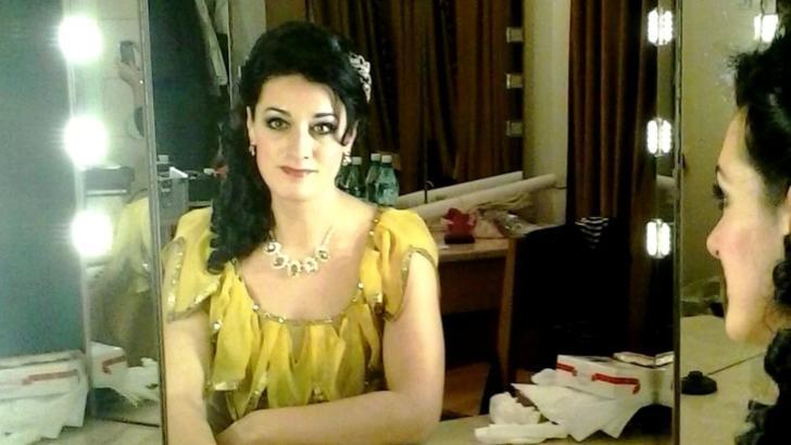 Maria Maxim Nicoară. fostă mezzo-soprană