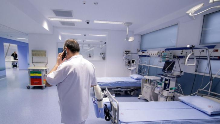 Spital România - Imagine de arhivă