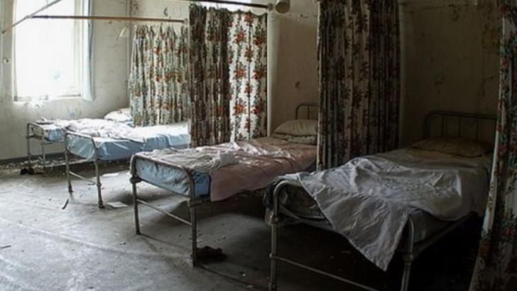 Imagini șocante! Bolnavi de Covid cu afecțiuni psihice, în agonie pe holurile spitalului din Reșița / Foto: Arhivă