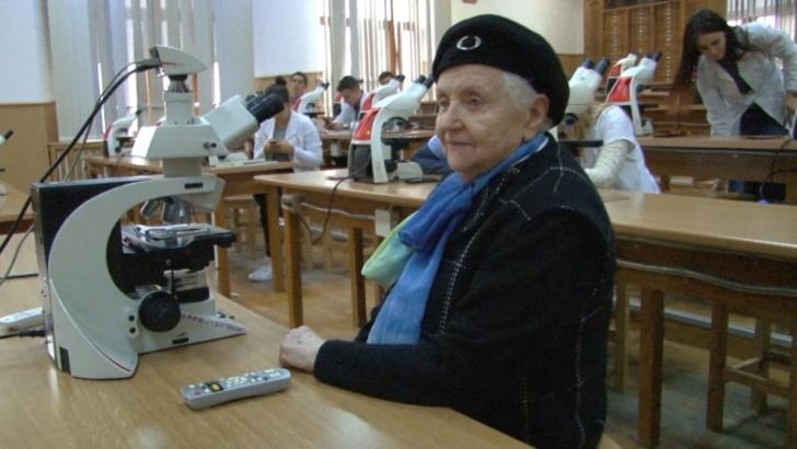 Sylvia Hoișie. Foto: www.top10suceveni.ro