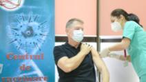 Mușchii lui Klaus Iohannis, virali pe internet