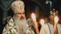 VIDEO IPS Teodosie, o nouă slujbă fără MASCĂ. Zeci de credincioși la liturghia de cinstire a Sfântului Cuvios Teodosie
