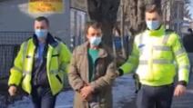 Clipe de groază în Dâmbovița. A vrut să-și ucidă concubina și să-și incendieze copiulul