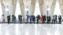 Ceremonie de decorare la Cotroceni cu ocazia Culturii Naționale - 15 ianuarie 2021 Foto: presidency.ro