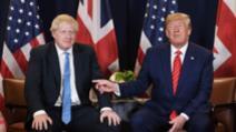Violențe la Washington. Premierul Boris Johnson: Am văzut imagini rușinoase în Senatul SUA condamnă