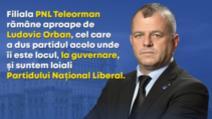 Eugen Pîrvulescu: PNL Teleorman rămâne aproape de Ludovic Orban