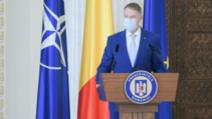 Klaus Iohannis, 15 ianuarie 2021 Foto: presidency.ro