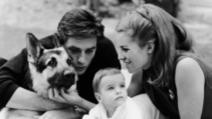 A MURIT o stea a cinemtografiei. Familia lui Alain Delon în doliu