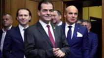 Rareș Bogdan, Ludovic Orban, Florin Cîțu
