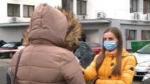 VIDEO Polițistă din Bucureșți, terorizată de fostul soț. În ciuda agresiunilor repetate, bărbatul nu a pățit nimic