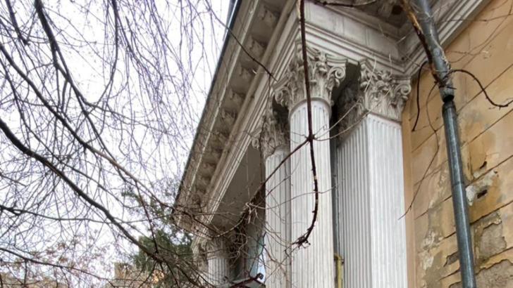 Nicușor Dan a salvat de la demolare o casă istorică din Capitală/sursa foto: pagina oficială Nicușor Dan