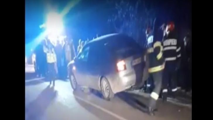 Un bărbat din Prahova a murit după ce a fost accidentat mortal de un polițist