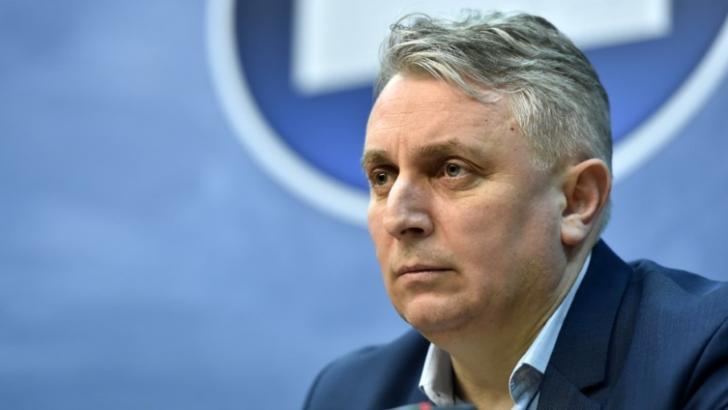 Ministrul de Interne, Lucian Bode