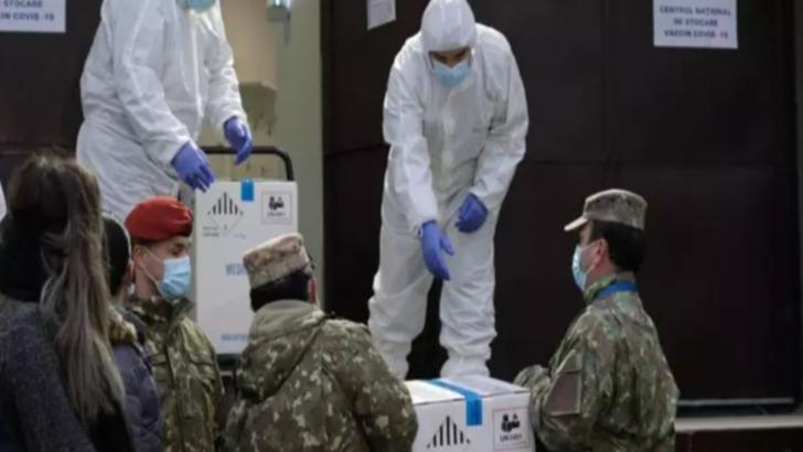 Primele doze de vaccin anti-SARS-CoV 2 la Vâlcea. 975 de doze vor ajunge la Spitalul Județean