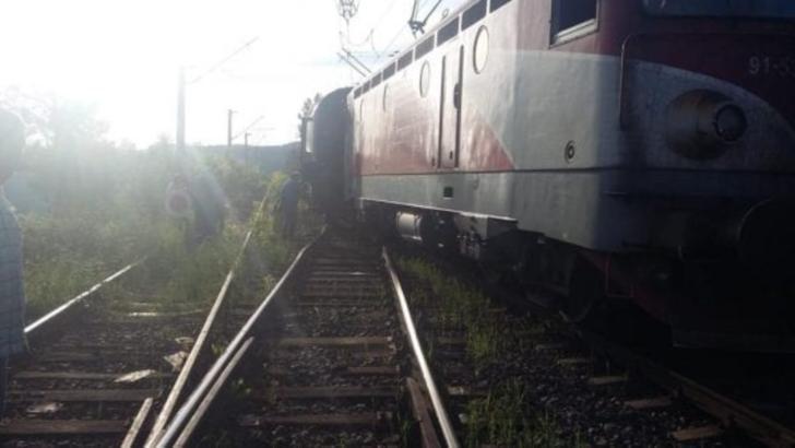 GERUL a deformat șinele de cale ferată. Trenuri oprite în județul ARAD (foto: arhiva)