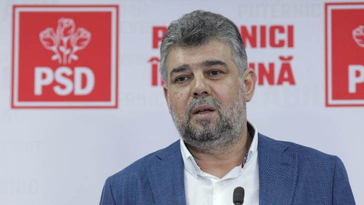 Marcel Ciolacu / Sursă foto: Inquam Photos, George Ganea