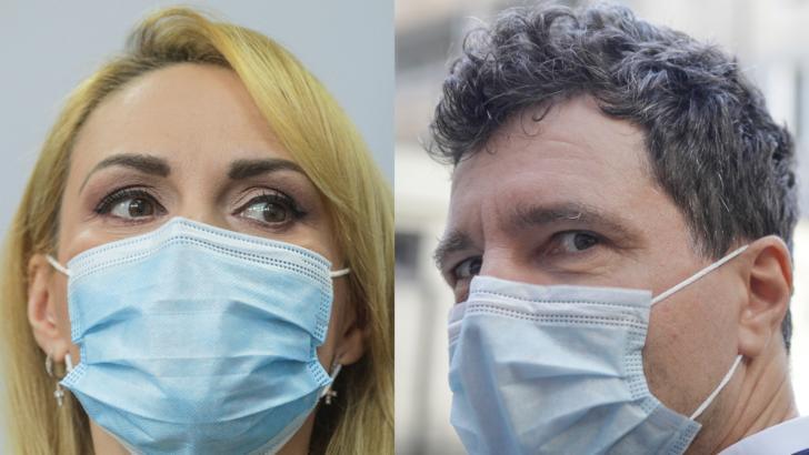 Gabriela Firea, atac la Nicusor Dan: Atat il preocupa, rafuieli ieftine. Si demolari! (foto: Inquam)