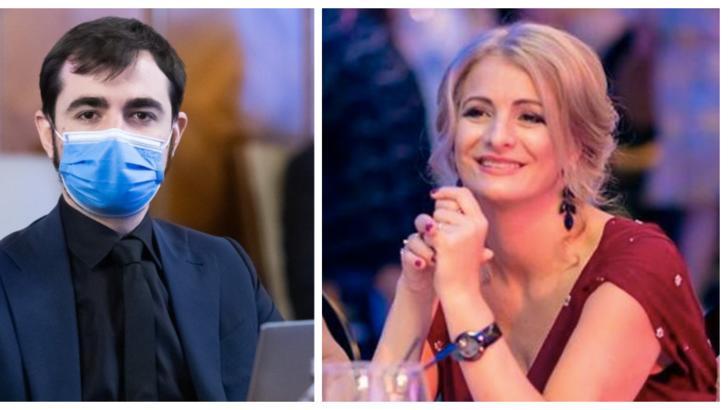Claudiu Năsui și Florina Prisăcaru