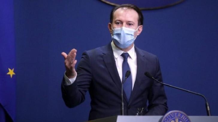 Premierul Florin Cîțu Foto: Facebook.com