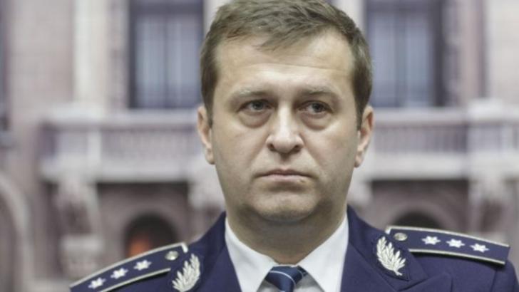 Comisarul Gavriș, lăsat fără funcția de conducere, după cheful ilegal în timpul restricțiilor