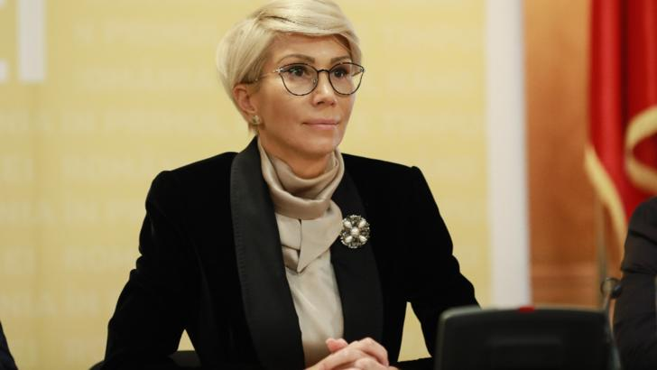 Raluca Turcan, la Legile puterii. Trimiteți întrebări despre PENSII ministrului Muncii  / Foto: Inquam Photos, George Calin