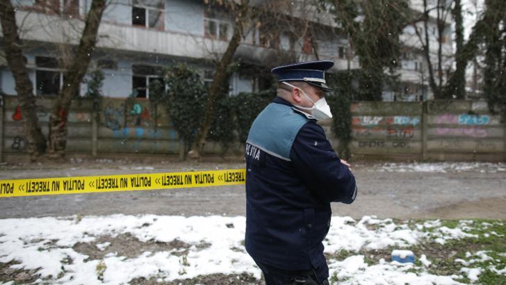 Trei bolnavi au murit carbonizați, în incendiul de la Balș / Foto: Inquam Photos, Octav Ganea