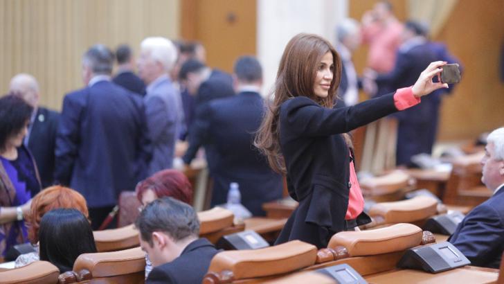 Procesul în care este judecată fosta deputată Andreea Cosma se reia de la zero / Foto: Inquam Photos, Octav Ganea