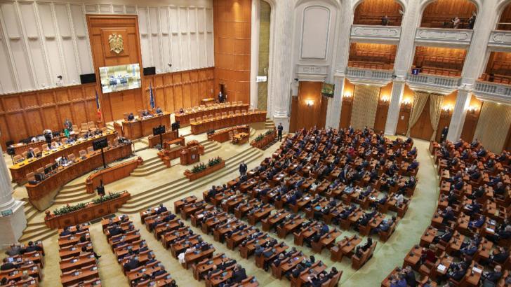 Comisie de anchetă în Parlament