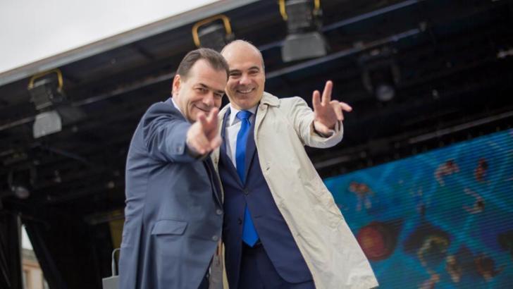 Rareș Bogdan îi cere demisia lui Ludovic Orban de la șefia PNL! Sprijin pentru Florin Cîțu în preluarea conducerii liberalilor