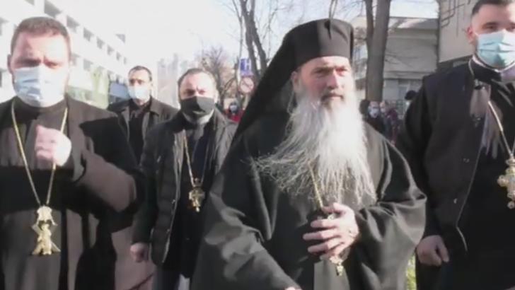 ÎPS Teodosie a mobilizat preoții constănțeni la donare de sânge