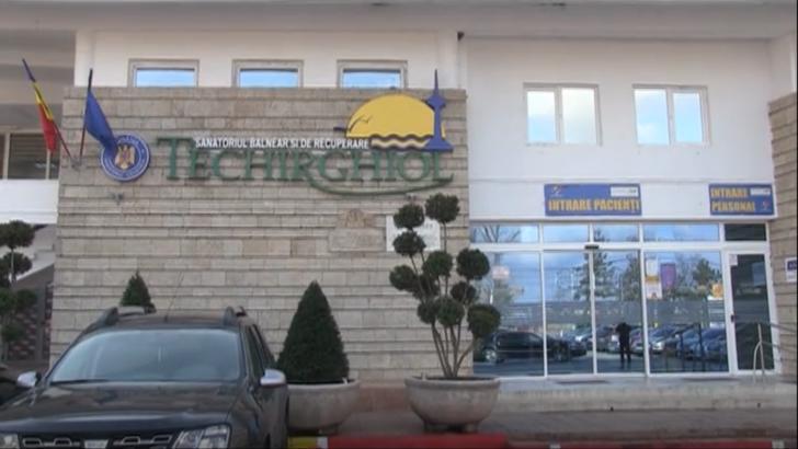 Traumele post-Covid pot fi tratate la Sanatoriul Balnear de la Techirghiol
