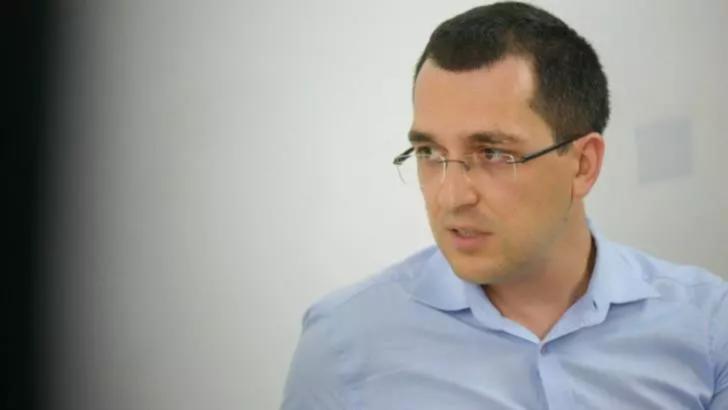 Vlad Voiculescu, ministrul Sănătății