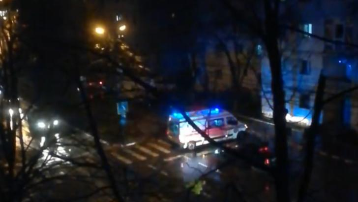 VIDEO Adolescent lovit pe o trecere de pietoni din Botoșani. Șoferul nu l-a văzut