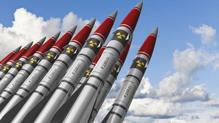 Rachete nucleare