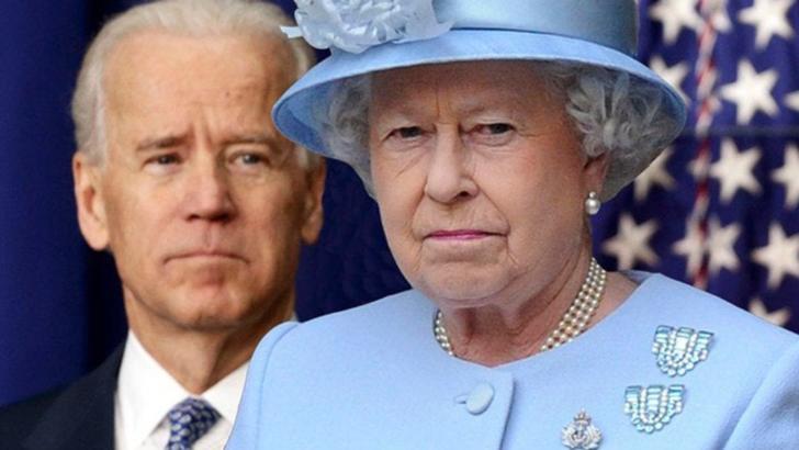 Regina Elisabeta a II-a l-a felicitat personal pe Joe Biden. Ce i-a transmis președintelui american