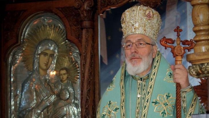ÎPS Calinic Argeșeanul Facebook.com/ArhiepiscopiaArgeșuluișiMuscelului