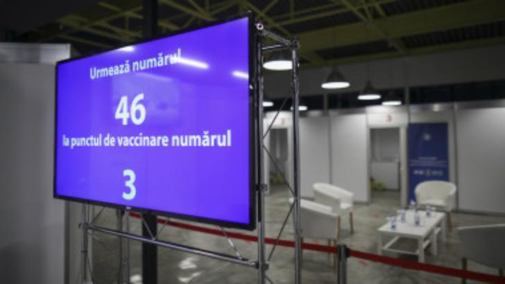 Aproape 750.000 de români s-au planificat la vaccinare. 40% sunt vârstnici