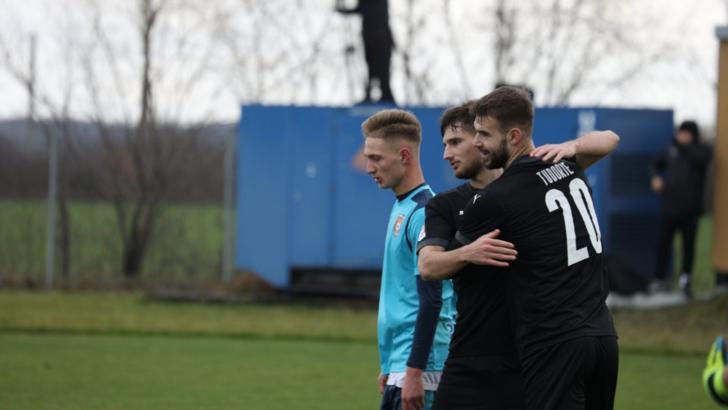 FOTO | Craiova, victorie in primul meci disputat in 2021! Succes clar pentru Papura impotriva unei echipe din Liga 1