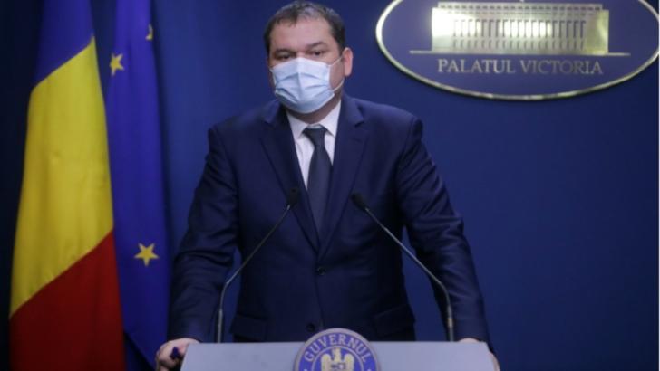 Cseke Attila, ministrul Dezvoltării Foto: Gov.ro
