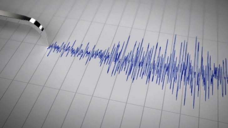 Cutremur vineri seară, în zona seismică Vrancea