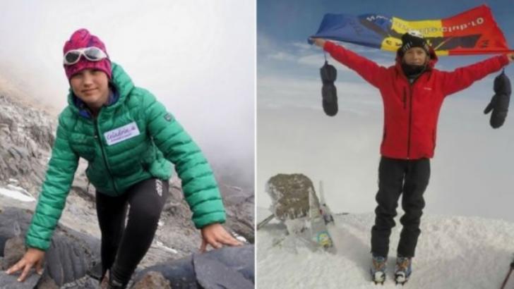 Dor Geta Popescu (13 ani) și Erik Gulacsi (12 ani), cei doi copii alpiniști care au murit, tragic, în avalanșa din Munții Retezat în 22 aprilie 2017