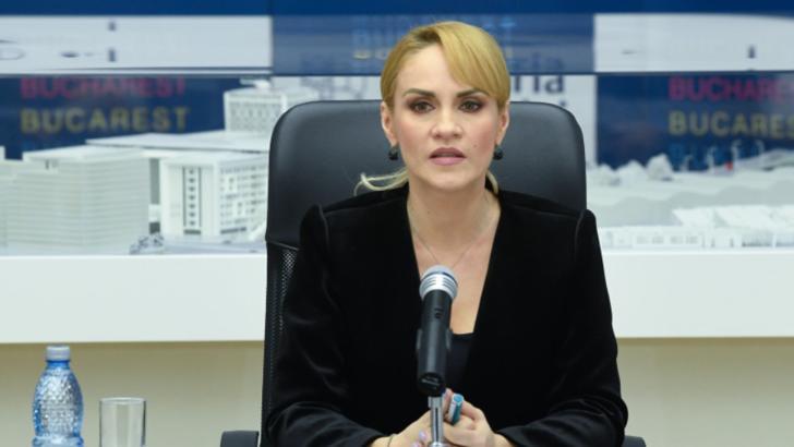 Gabriela Firea, senator PSD, fost primar general al Capitalei (sursă: Agerpres)