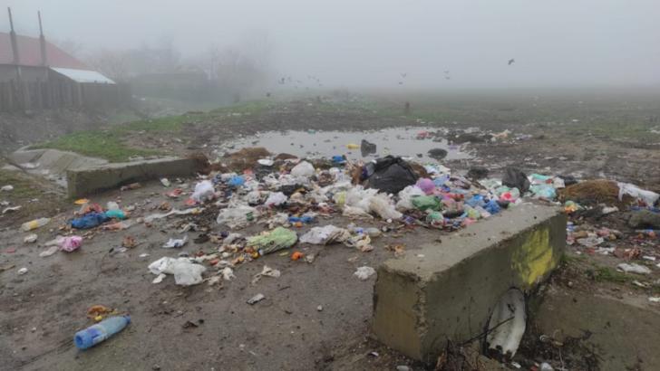 VIDEO Amenzi pentru munții de gunoaie din Mărășești, după un reportaj Realitatea Plus
